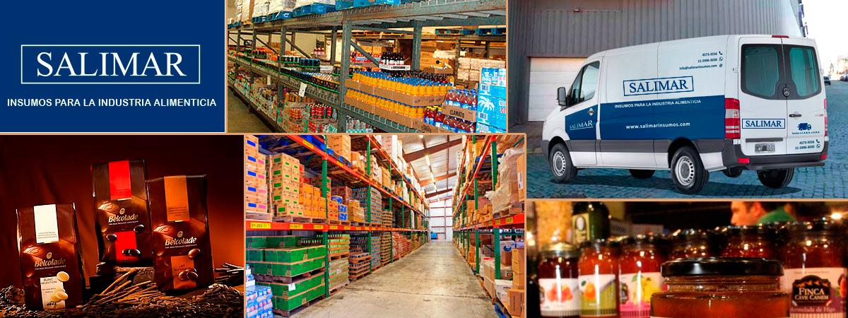 Productos e Insumos para la industria alimenticia